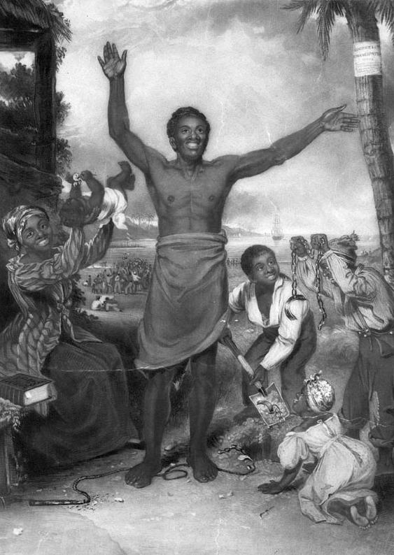 Commemoration of Slave Emancipation in the British Empire, 1834