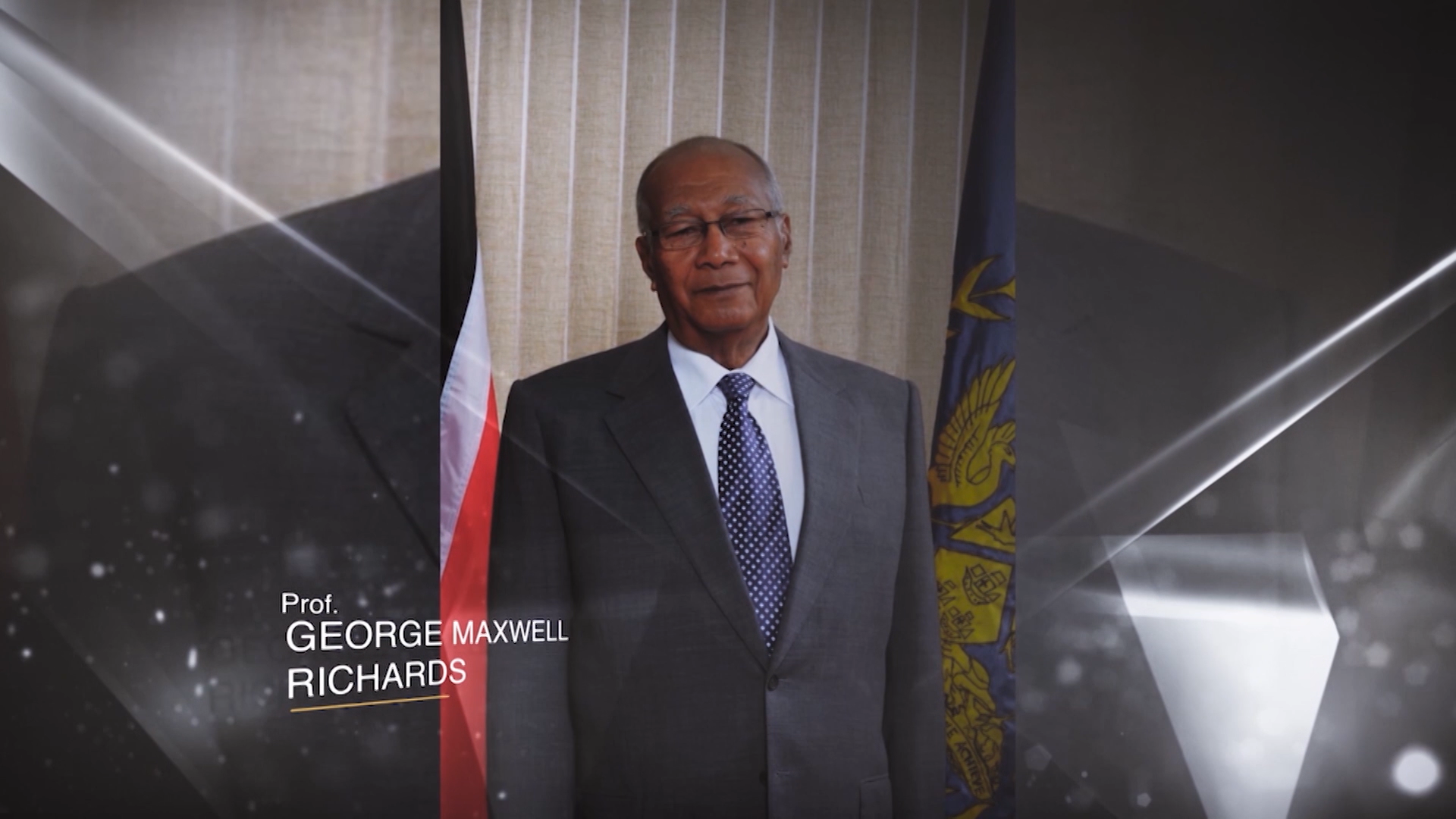 PRESIDENTS OF THE PAST – Prof. George Maxwell Richards