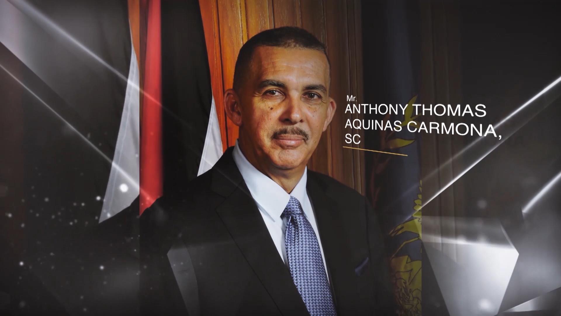 PRESIDENTS OF THE PAST – Mr. Anthony Thomas Aquinas Carmona, S