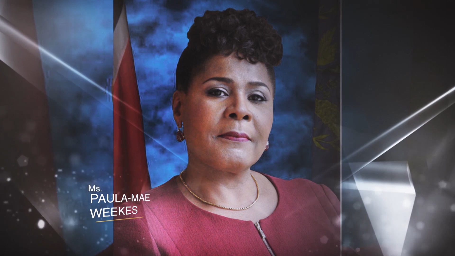 PRESIDENTS OF THE PAST – Ms. Puala-Mae Weekes